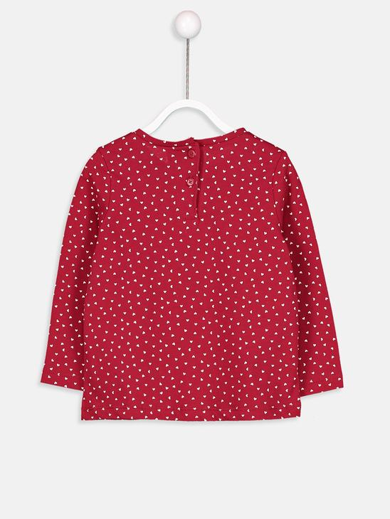 Red - T-Shirt - 8W9116Z1