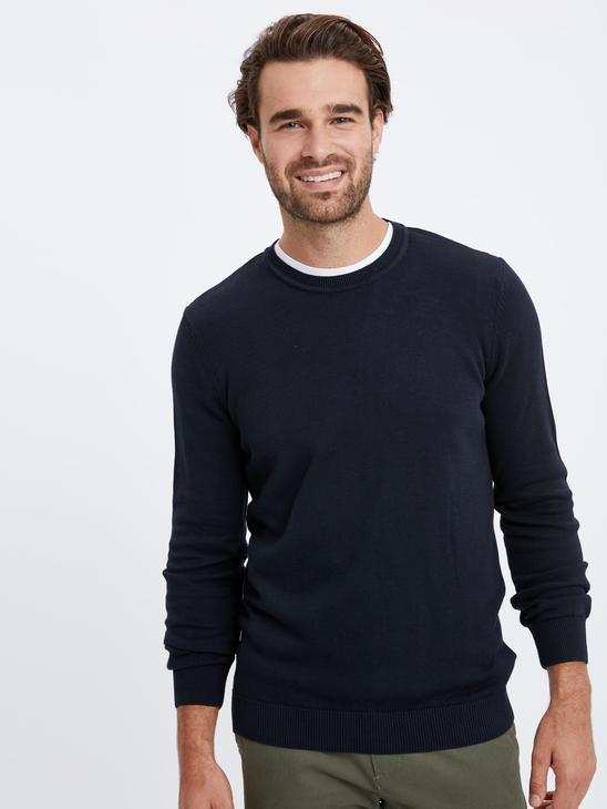 Navy - Jumper - 8W1832Z8