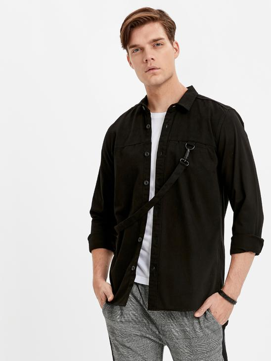 Black - Shirt - 8WG623Z8