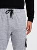 Grey - Trousers - 8W5501Z8