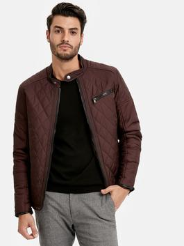 Maroon - Short Coat