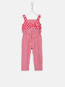 Red - Dungarees