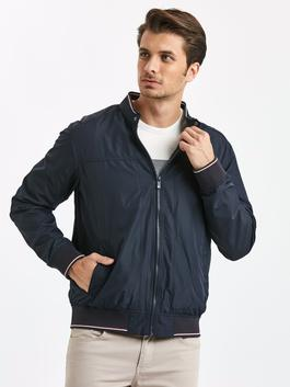 Navy - Short Coat