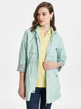 Green - Raincoat