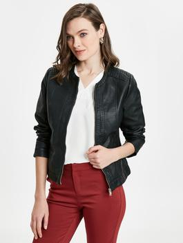 Black - Short Coat