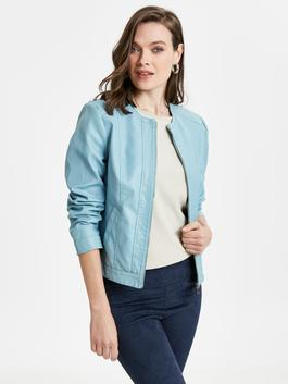 Blue - Short Coat