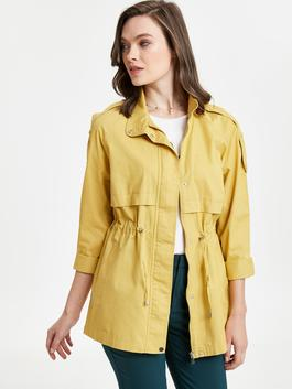 Yellow - Short Coat
